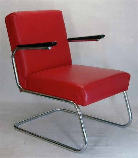 paire de fauteuils moderniste vintage des ann 233 es 1930 restaure