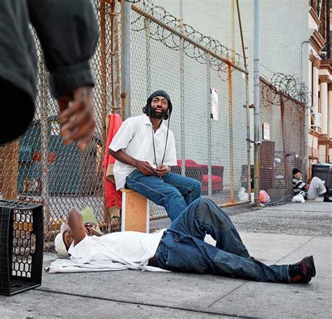 hidden city   homeless   yorker