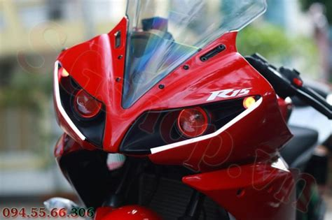 R15 Bike Modification Photos by Mega Photo Gallery Modified Yamaha R15