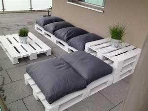 Terrasse Aus Paletten : lounge zur terrasse mit palettenmobel aus paletten mobel aus paletten ~ Whattoseeinmadrid.com Haus und Dekorationen