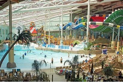 Waterpark Aquatopia Indoor Water Park Camelback Lodge