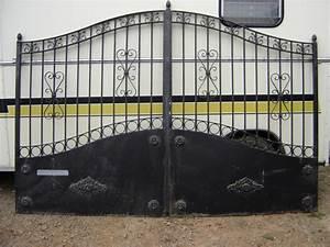Portail 3 Metres : troc echange portail fer forg 3 metres sur france ~ Premium-room.com Idées de Décoration