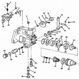 Figure 21  Fuel Injection Pump Throttle Shaft  Regulator