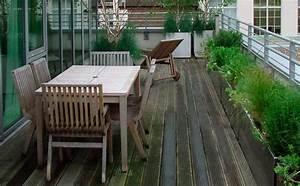 Cómo decorar la terraza de un ático :: Imágenes y fotos