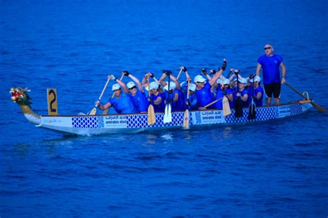 Dragon Boat Racing Abu Dhabi by Dragon Boat Racing Things To Do In Dubai Ask Explorer