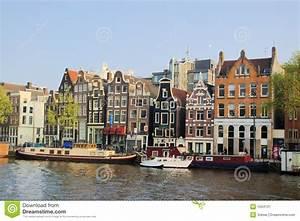 Häuser In Holland : lustige h user von amsterdam stockbild bild von anziehung fremd 1504131 ~ Watch28wear.com Haus und Dekorationen