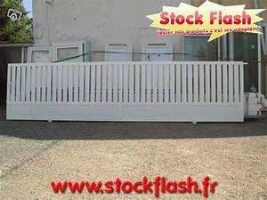 Portail Brico Depot 4m : portail coulissant 4m pvc ~ Farleysfitness.com Idées de Décoration