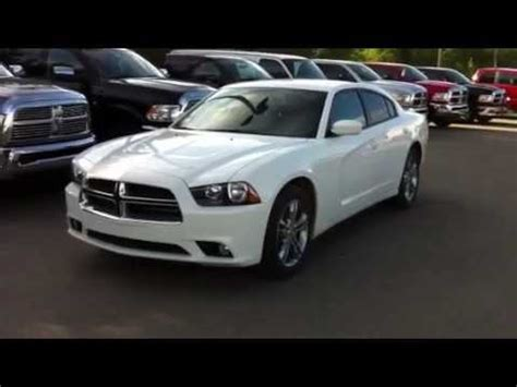 dodge charger sxt awd youtube