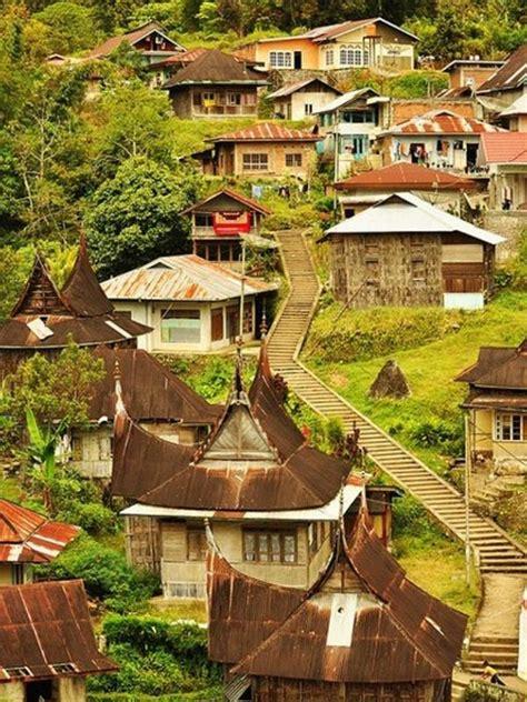 ayokunjungi nagari pariangan desa terindah  dunia