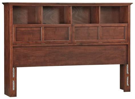 king size bookcase headboard whittier wood mckenzie bookcase headboard