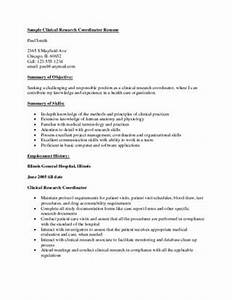 issuu sample crc resume by pharma student With clinical research coordinator resume