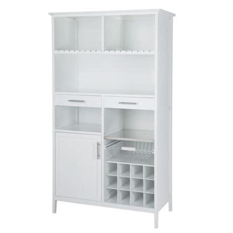 alin 233 a bloom meuble blanc de rangement pour cuisine