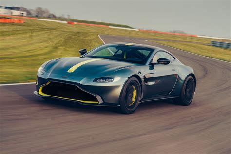 Manual Aston Martin Vantage Amr Revealed