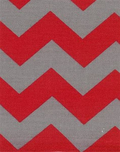 Grey And White Chevron Fabric red and grey chevron print twill fabric finders
