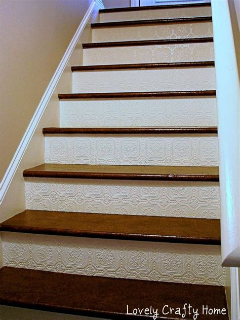 Treppenaufgang Tapezieren Ideen by Stairs Wallpaper For The Home