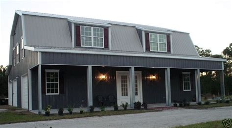 Steel Metal Home Building Kit Of 3500 Sq Ft For $36,995