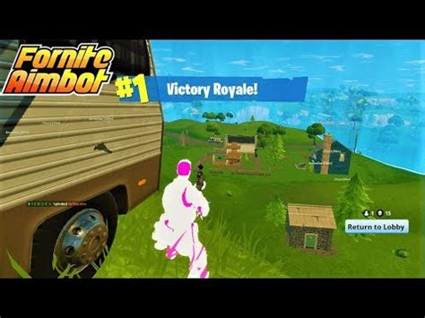 fortnite battle royale aimbot wallhack mods