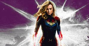 Superhero, Science, Captain, Marvel, -, Flipscience