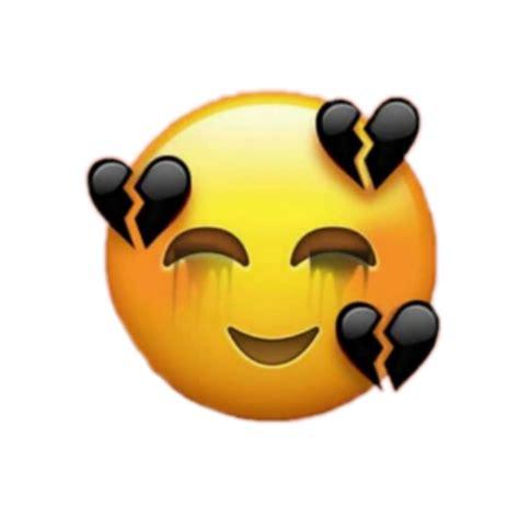 emoji iphone cry black tumblr beautiful
