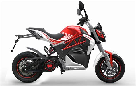 csc offering city slicker electric motorcycle