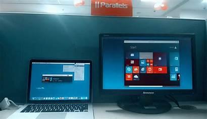 Parallels Mode Window Desktop External Using Mac
