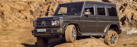 2019 Mercedes-benz G-class Us Release Date And Upgrades