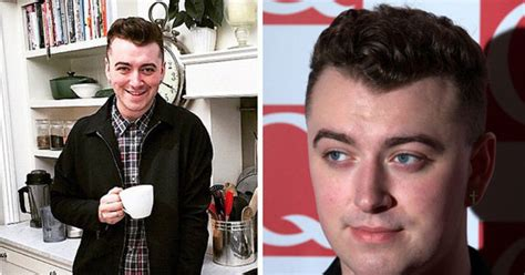 I want to lose MORE weight: Shrinking Sam Smith reveals he ...