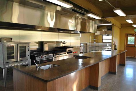 commercial kitchen equipment safe  clean