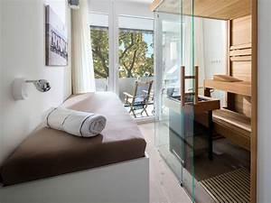 Ferienwohnung meerblick exklusiv ostfriesische inseln for Balkon teppich mit tapete sauna