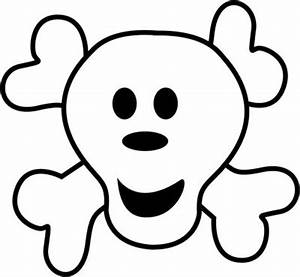Cute skeleton clip art logo clip art image pirate logo ...