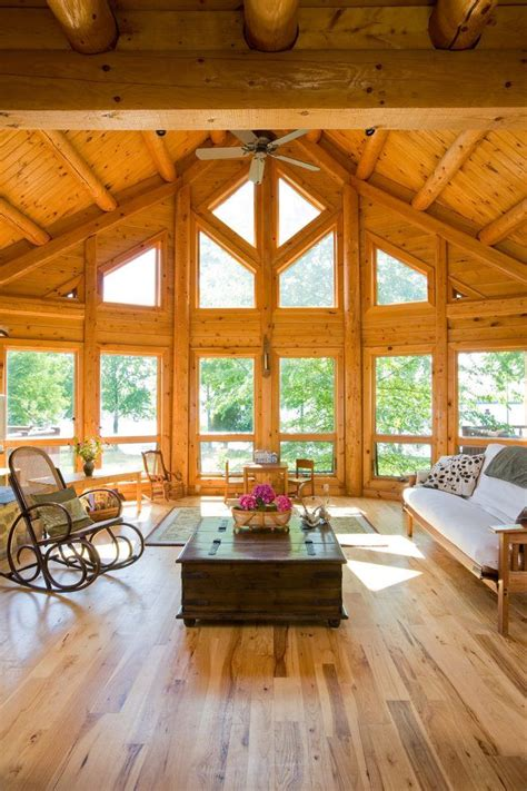 triangle window living room traditional  ceiling fan