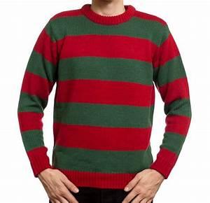 A Nightmare On Elm Street Freddy Krueger Sweater - The