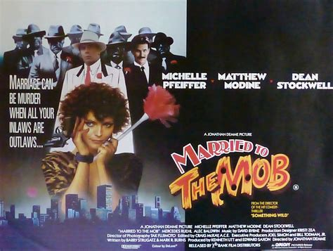 Married To The Mob Movie Poster