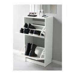 Bissa Shoe Cabinet Dimensions by Bissa Shoe Cabinet 2 Compartment White Furniture Source