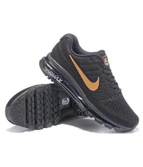 f244f0620ccf 850 x 995 www.snapdeal.com. Nike Air Max 2017 Black Running ...