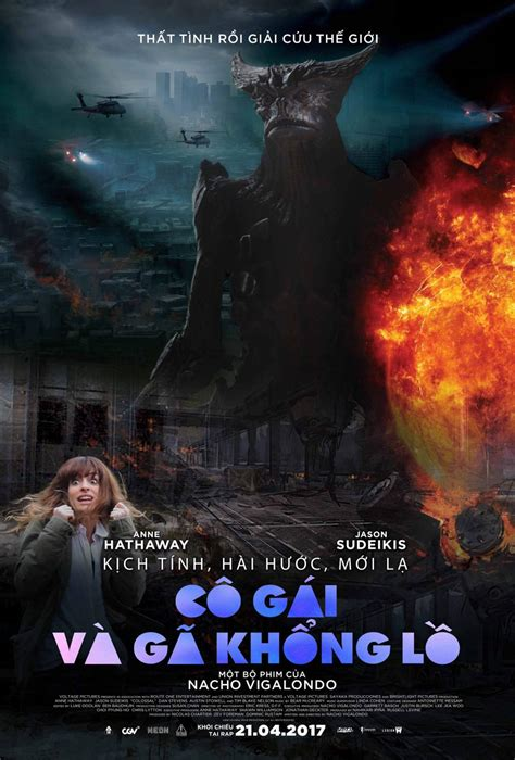 colossal  poster  trailer addict