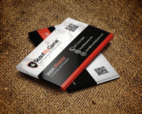 professional business card   seoclerks
