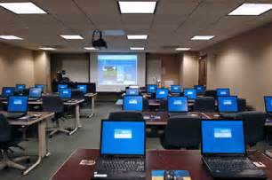 Information Technology Classrooms