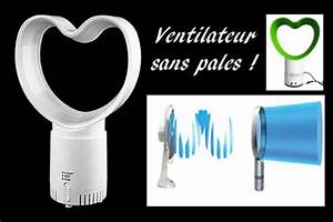 Petit Ventilateur De Bureau : ventilateur de bureau sans pale par dealmaniak ~ Teatrodelosmanantiales.com Idées de Décoration