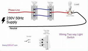 Staircase Wiring Diagram Pdf