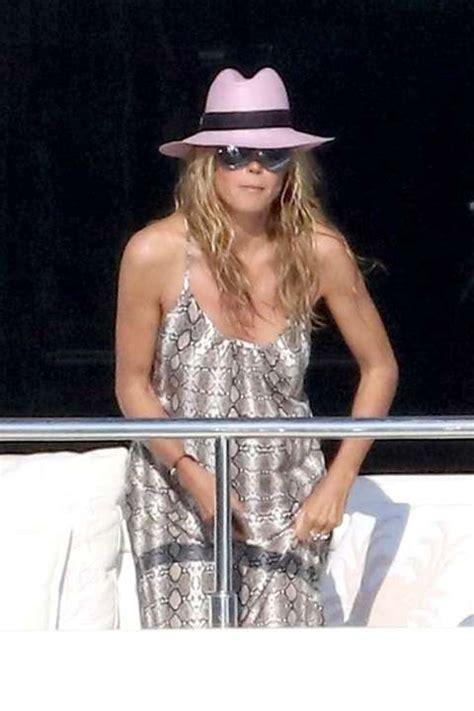 Heidi Klum Revoir Bikini Top Photo Tmz