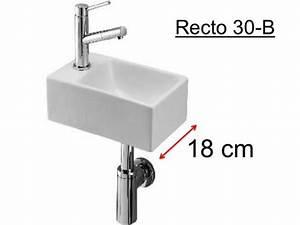 Lave Main Faible Encombrement : meubles lave mains robinetteries lave mains lave mains ~ Edinachiropracticcenter.com Idées de Décoration