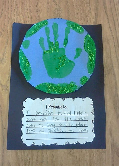 writing quot i promise to quot earth day writing prompt 726 | 806ce25bb5ff20f716e52bbbc8c86f38