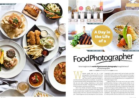 article cuisine food photography theinvisiblestylist