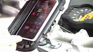 Handyhalterung Motorrad Empfehlung : motorrad splashbox halterung smartphone lenker befestigung ~ Jslefanu.com Haus und Dekorationen