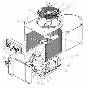 Pentair Minimax Plus Hp Heat Pump Parts