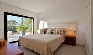 Klimaanlage Für Zimmer : luxusvilla ibiza cala tarida f r 8 personen mit pool und klimaanlage ~ Buech-reservation.com Haus und Dekorationen