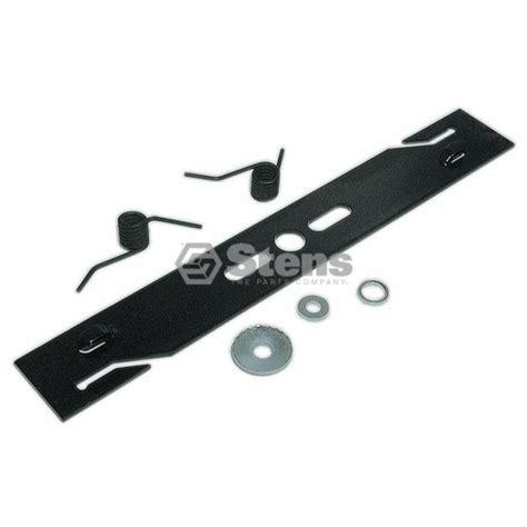 power rake dethatching blade universal  ebay