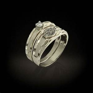 54 best images about harley on pinterest harley davidson With harley davidson womens wedding rings