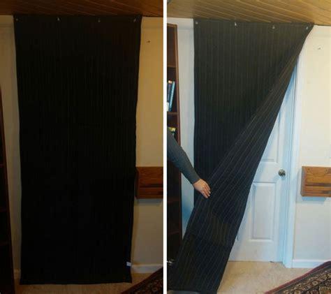 Sound Deadening Curtains Diy by Sound Dampening Curtains Diy Curtain Blog